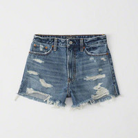 Womens High-Rise Shorts | Womens New Arrivals | Abercrombie.com