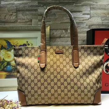 Gucci Tote 5610 (Authentic Pre-owned)