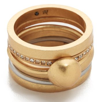 Ball Stackable Rings