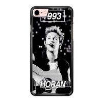 Niall Horan Black White iPhone 7 Case