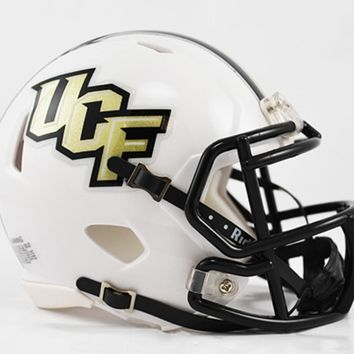 NCAA -  Riddell Miniature Ncaa Speed Helmet Central Florida