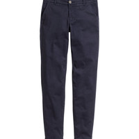 Slacks Tapered fit - from H&M