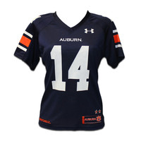 Jersey, Womens Ua #14 | Auburn University Bookstore