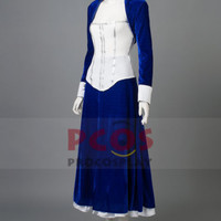 Bioshock Infinite Elizabeth Cosplay Costume mp001229