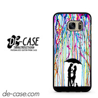 Under The Rain Paint DEAL-11538 Samsung Phonecase Cover For Samsung Galaxy S7 / S7 Edge