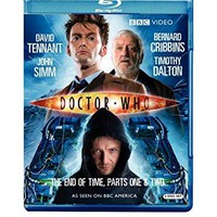 David Tennant & Bernard Cribbins & Euros Lyn-Doctor Who: The End of Time- Parts 1 and 2