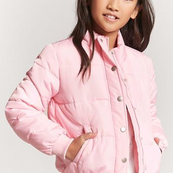 Girls Puffer Jacket (Kids)