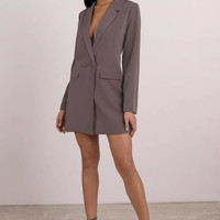 Beatrice Blazer Dress