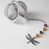 Outlander Dragonfly inspired Tea Infuser