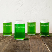 Cathy's Concepts St. Patrick'S Day Shenanigans 4-pc. Beer Glass Set - JCPenney