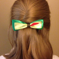 Peter Pan Inspired Bow