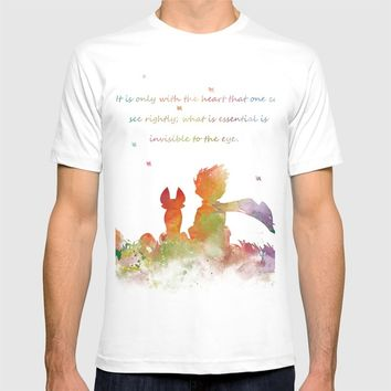 Little Prince T-shirt by MonnPrint