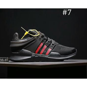 ADIDAS EQT SUPPORT ADV woven upper breathable running shoes F-AHXF #7