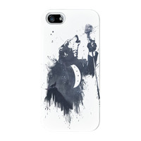 Wolf Song 3 Full Wrap High Quality 3D Printed Case for iPhone 5 / 5s by Balazs Solti