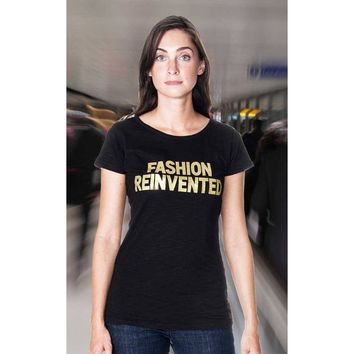 Women's Fashion Reinvented Graphic T-Shirt