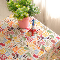 Home Decor Tablecloths [6283617222]