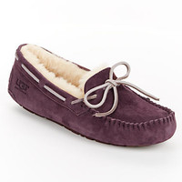 UGG Australia Dakota Slippers Shoes 5612 at BareNecessities.com
