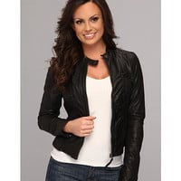 Lucky Brand Carson Perforated Leather Lucky Black - Zappos.com Free Shipping BOTH Ways
