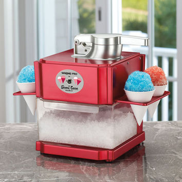 Nostalgia Electrics Retro Snow Cone Machine