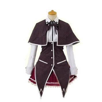 Cos High school dxd Rias Gremory cosplay costume anime customized