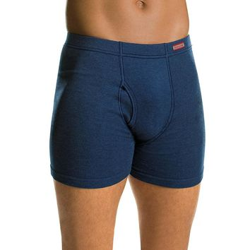 Hanes TAGLESS  Men's Boxer Briefs 5 Pack Style: 7460Z5 Assorted