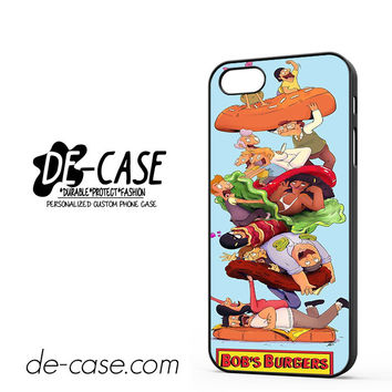 Bobs Burgers For Iphone 5 Iphone 5S Case Phone Case Gift Present