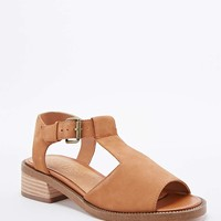 Out From Under Caitlin T-Bar Sandals in Tan - Urban Outfitters