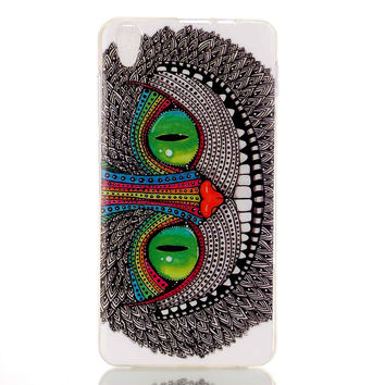 Strange Cat creative case Cover for iPhone & Galaxy