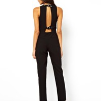 ASOS Jumpsuit with Buckle Back Detail