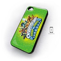 Skylanders SWAP Force iPhone 4,4s,4g Cover Case