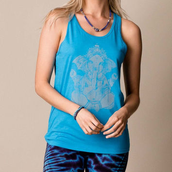 Mighty Ganesh Unisex Tank