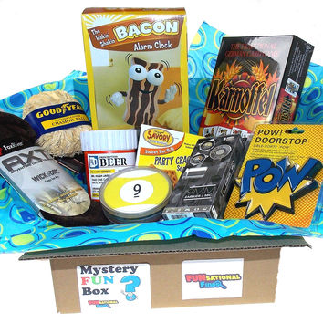 Men's Mystery FUN Box