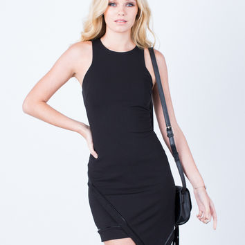 All Eyes on You Bodycon Dress