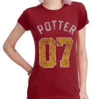 Harry Potter Potter Sport Girls T-Shirt | Hot Topic