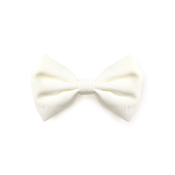 FOREVER 21 Timeless Bow Barrette Cream One