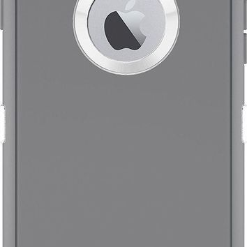 Otterbox Iphone 6 Only Case   Defender Series Retail Packaging   Glacier (white/gunmetal Grey) (4.7 Inch)