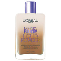 Magic Nude Liquid Powder Bare Skin Perfecting Makeup SPF 18 - Foundation By L'Oreal Paris