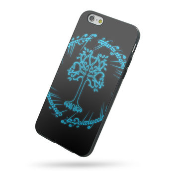 The Lord of The Rings tree logo for iPhone 5c