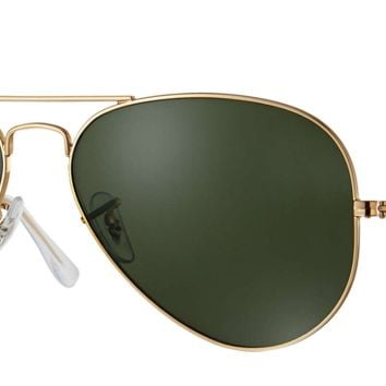 Ray Ban Sunglasses Aviator Classic, 58mm