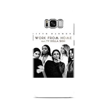 Fifth Harmony Work From Home Samsung Galaxy S8 | Galaxy S8 Plus Case