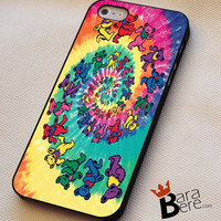 Grateful Dead Dancing Bears iPhone 4s iphone 5 iphone 5s iphone 6 case, Samsung s3 samsung s4 samsung s5 note 3 note 4 case, iPod 4 5 Case