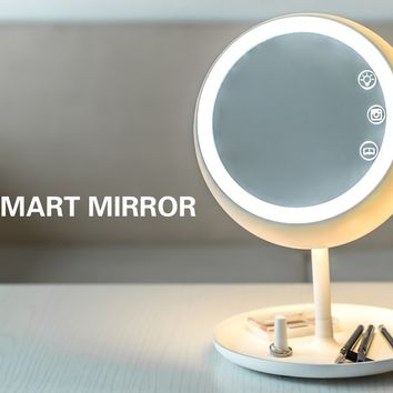 JUNO|The Smartest Makeup Mirror Ever