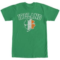St Patricks Day Ireland Pride Mens Basic Tee