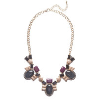 Charcoal Minuit Necklace