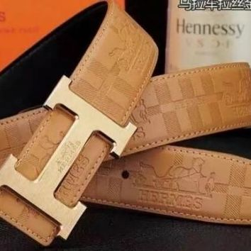 NEW HERMES MEN'S BELT, WOMEN'S BELT