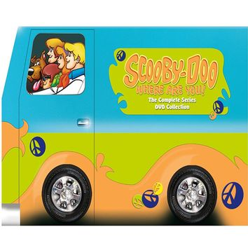 Scooby-Doo, Where Are You! DVD Complete Series Box Set