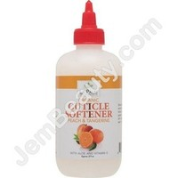 Jem Beauty Supply: La Palm Products 12104 La Palm Cuticle Softener Peach 8 oz, Esthetics Chemicals