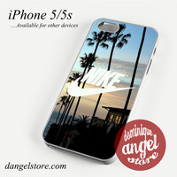 Nike In Beach Phone case for iPhone 4/4s/5/5c/5s/6/6 plus