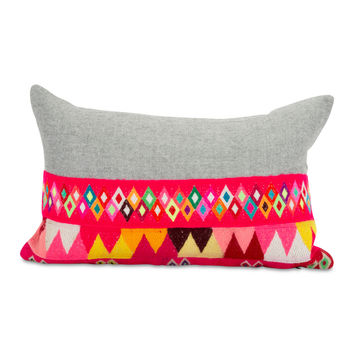 Cusco Lumbar Pillow III