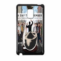 A Day To Remember Sand Watch Master Samsung Galaxy Note Edge Case